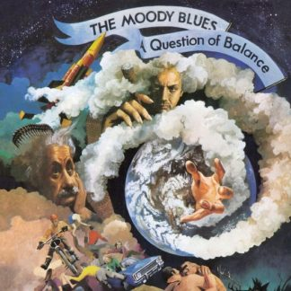 The Moody Blues A Question of Balance CD 0600753066263