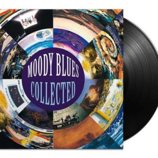 The Moody Blues Collected LP 0602557107326