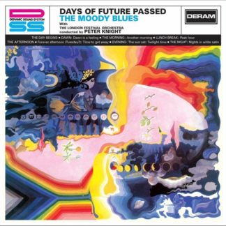 The Moody Blues Days of Future Past CD 0600753066317