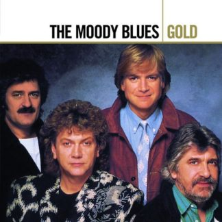 The Moody Blues Gold CD 0602498268353