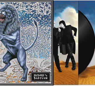 The Rolling Stones Bridges To Babylon Half Speed New Art LP