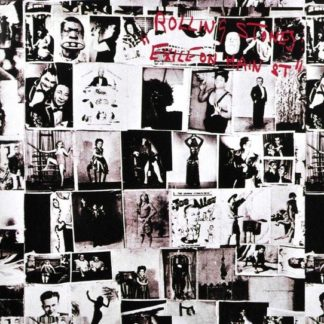 The Rolling Stones Exile On Main Street 2009 Remastered Edition CD