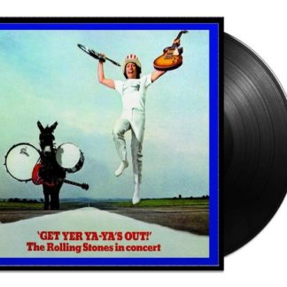 The Rolling Stones Get Yer Ya Yas Out LP