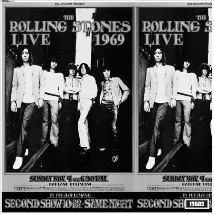 The Rolling Stones Live At The Oakland Coliseum 1969 LP 5060331752127