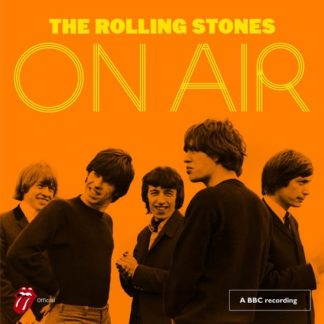 The Rolling Stones On Air CD