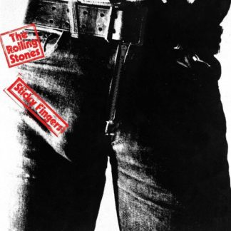 The Rolling Stones Sticky Fingers 2009 Remaster CD