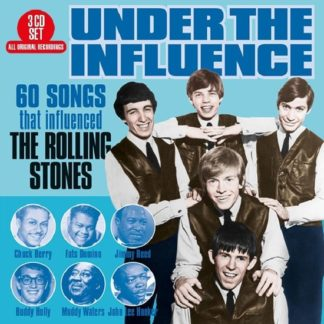 The Rolling Stones Under The Influence CD 0805520131803