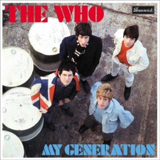 The Who My Generation 50Th Anniversary Super Limited Edition
