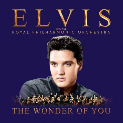 The Wonder Of You Elvis Presley With The Royal Philharmonic Orchestra
