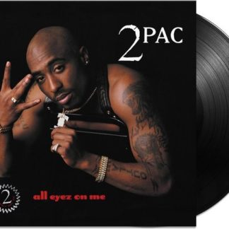 Two Pac All Eyez On Me LP