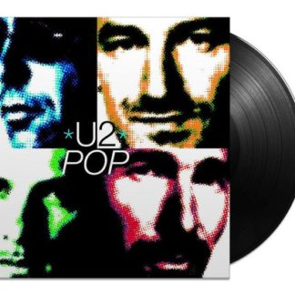 U2 Pop 180GrDownload LP