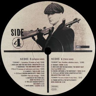 Various – Peaky Blinders The Official Soundtrack Vinyl