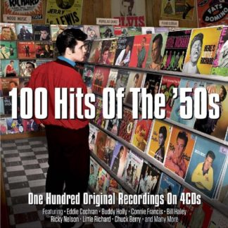 Various 100 Hits Of The 50s CD