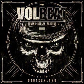Volbeat Rewind Replay Rebound LP