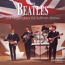 the beatles the legendary ed sullivan shows cd s