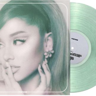 Ariana Grande Positions Coloured Vinyl