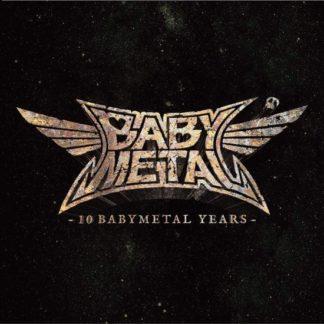 Baby Metal 10 Babymetal Years CD