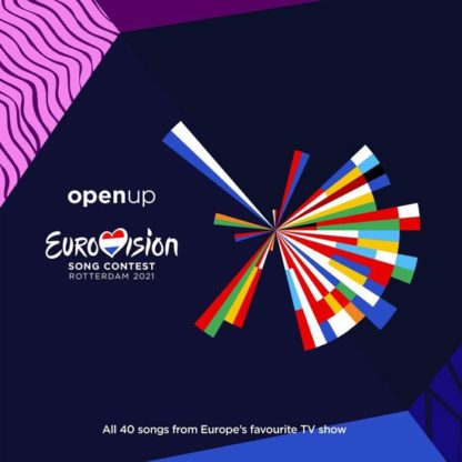 Eurovision Song Contest 2021 CD