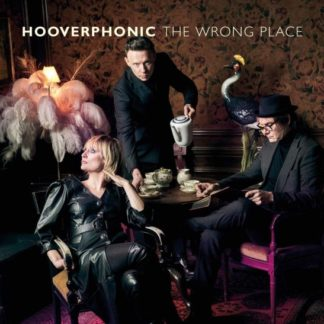 Hooverphonic The Wrong Place LP