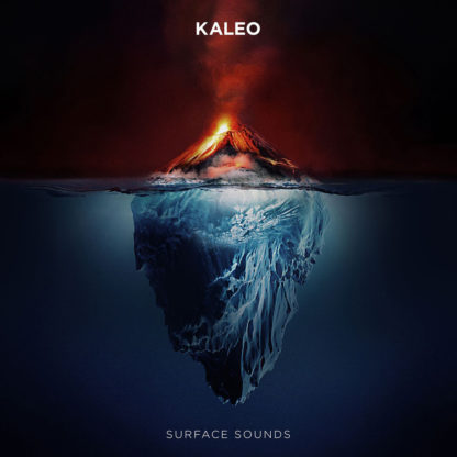 Kaleo Surface Sounds White 2LP