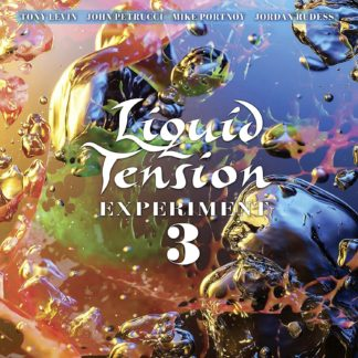 LTE3 Ltd. 2CD Digipak