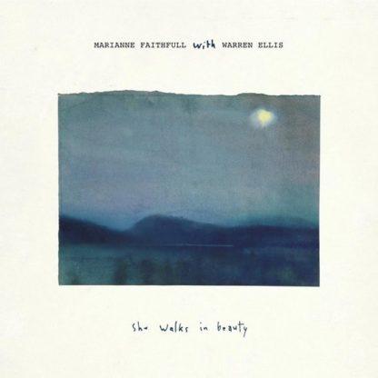 Marianne Faithfull She Walks in Beauty LP