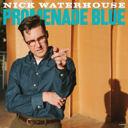 Nick Waterhouse Promenade Blue CD