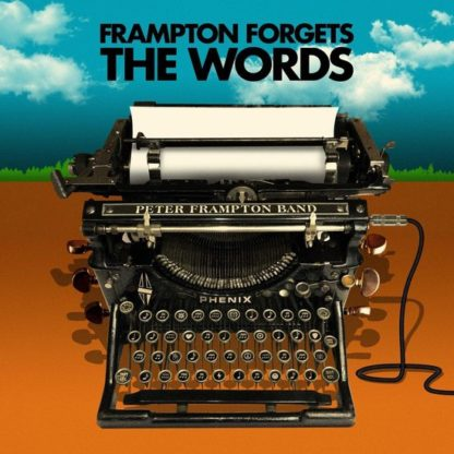 Peter Frampton Forgets The Words CD