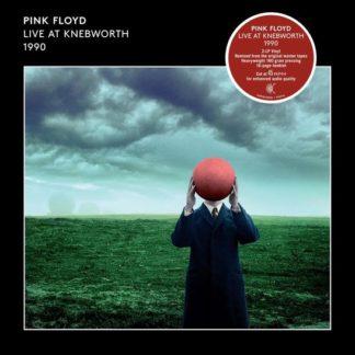 Pink Floyd Live At Knebworth 1990 2LP