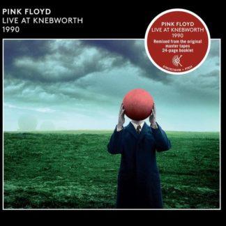 Pink Floyd Live At Knebworth 1990 CD