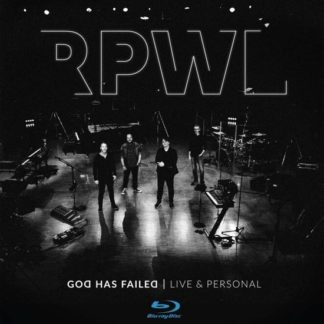 Rpwl God Has Failed Live Personal Blu ray