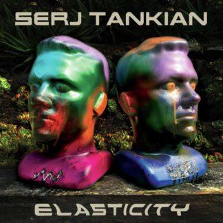 Serj Tankian Elasticity EP Indie Exclusive Limited Edition Purple Vinyl 418464782170