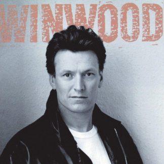 Steve Winwood Roll With It LP
