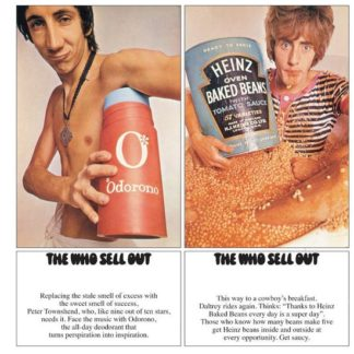 The Who Sell Out 2CD
