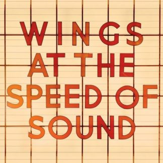 Wings At The Speed Of Sound LP