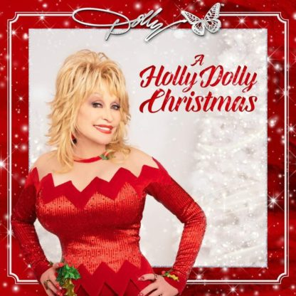 A Holly Dolly Christmas [Limited Edition Red LP]