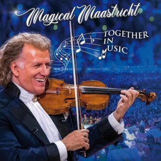 Johann Strauss Orchestra Andre Rieu - Magical Maastricht DVD