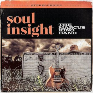 KING MARCUS BAND, THE- SOUL INSIGHT (REISSUE) - 2LP