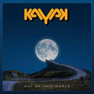 Kayak Out Of This World Limited Edition Digipak
