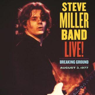 Steve Miller Band - Live! Breaking Ground (CD)