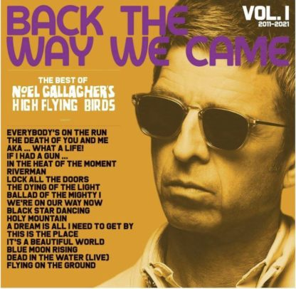 Back the Way We Came (CD)