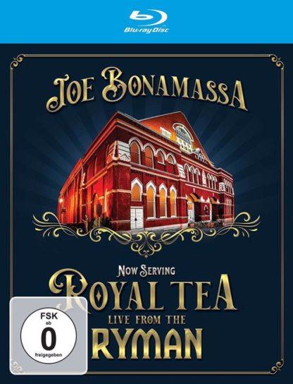 Joe Bonamassa - Now Serving- Royal Tea Live From The Ryman (Bluray)