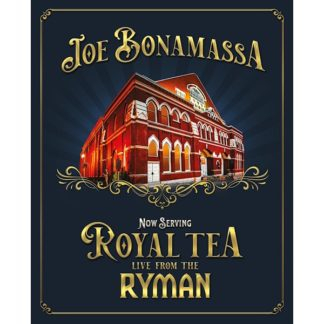 Joe Bonamassa - Now Serving- Royal Tea Live From The Ryman (DVD)