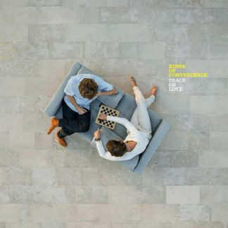 Kings Of Convenience - Peace of Love (CD)