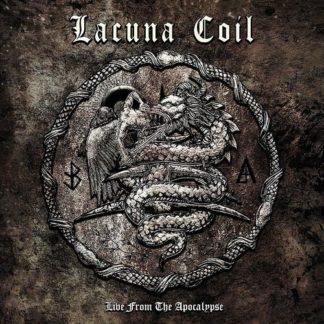 Lacuna Coil - Live From The Apocalypse (Ltd. CD+DVD Digipak)