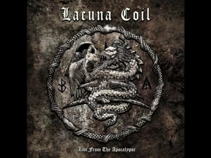 Lacuna Coil - Live From The Apocalypse - (Vinyl)