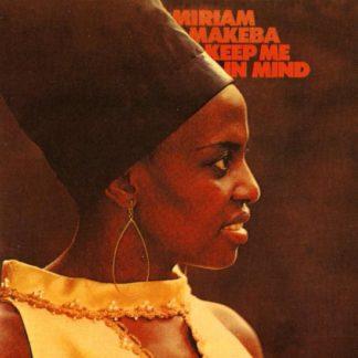 Miriam Makeba - Keep Me in Mind (LP)