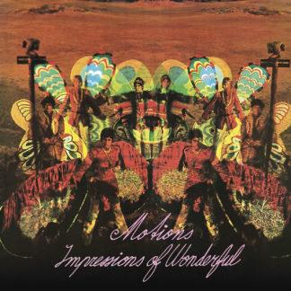 Motions Impressions Of Wonderful CD
