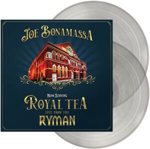 Now Serving- Royal Tea Live From The Ryman [Clear Vinyl]