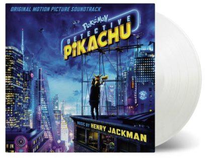 Pokemon Detective Pikachu (Coloured Vinyl) (2LP)